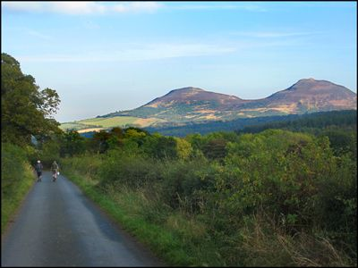 DAY 2 - 4.EILDON HILLS