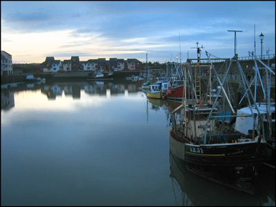 1.EARLY MORNING MARYPORT HARBOUR