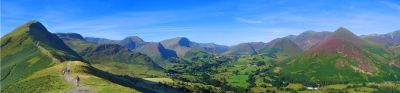 CATBELLS & THE NEWLANDS VALLEY