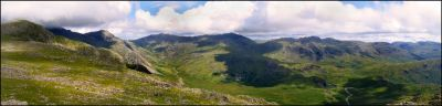 ESKDALE FROM SCAFELL