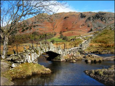 19. SLATER'S BRIDGE, LITTLE LANGDALE