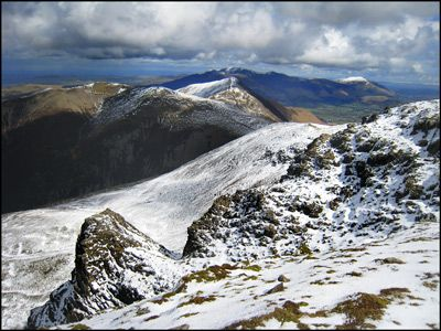 20. VIEW NORTH EAST FROM GRASMOOR