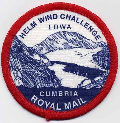 HELM WIND BADGE