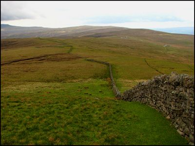 8 MILES TO CROSS FELL
