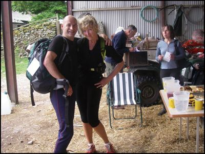 12.DARREN & LIZ AT TRUSS GAP