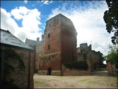 2. SCALEBY CASTLE