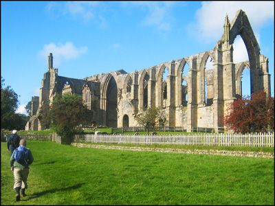 1.BOLTON PRIORY
