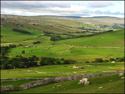 13. DAY 2. WHARFEDALE ABOVE GRASSINGTON