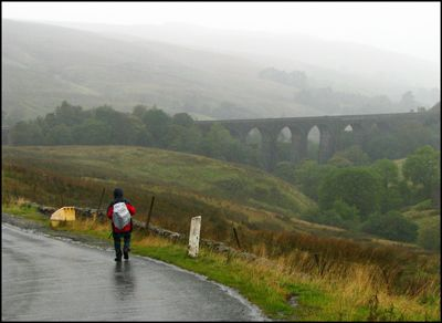26. DAY 3. DENT HEAD VIADUCT - what happened to the weather?