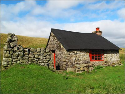 13. BLACK BURN SHOP - a bothy in the northern Pennines