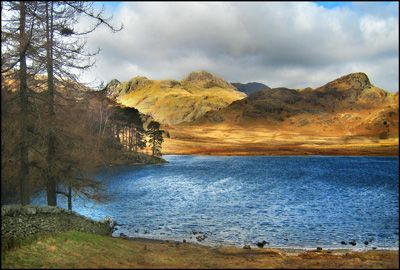 14. THE LANGDALES AND BLEA TARN
