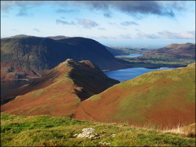 16. RANNERDALE KNOTTS AND CRUMMOCK WATER