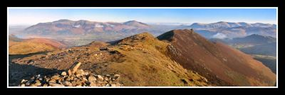 ON CAUSEY PIKE
