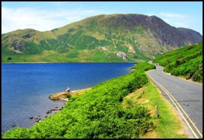 16.MELLBREAK & CRUMMOCK WATER