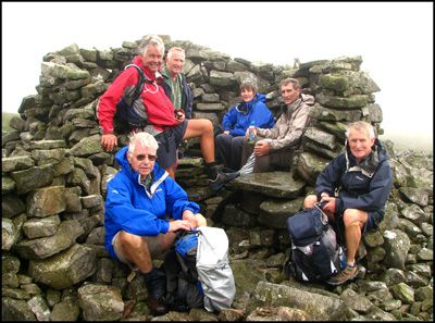 ON COLD FELL