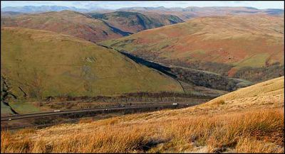 LUNE GORGE AND BORROWDALE