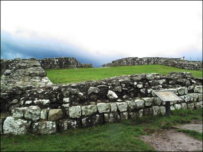 26.DAY 4. MILECASTLE 42