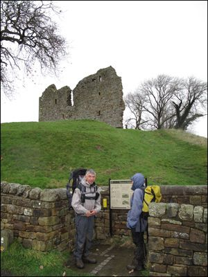 27.DAY 4. THIRLWALL CASTLE
