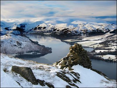 02. ULLSWATER FROM ARTHUR'S PIKE