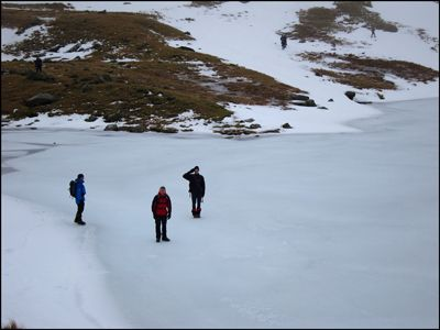 06. A FROZEN ANGLE TARN UNDER BOW FELL