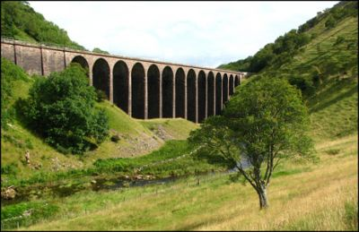 06. SMARDALE GILL VIADUCT - ON A SUNNY DAY!!