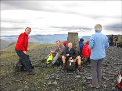 1. SKIDDAW SUMMIT