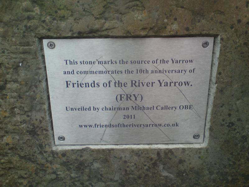 Source of the Yarrow