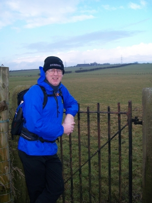 Peter and Thirlmere Way Gate