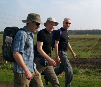 3 rogues on Irlam Moss
