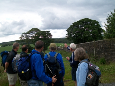 Reg tells us the history of the area