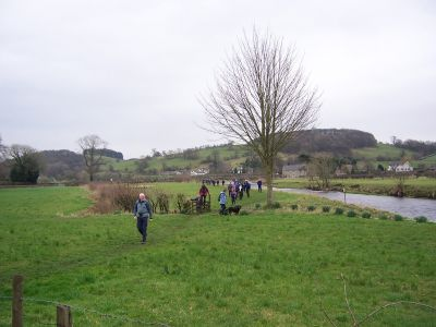 By the Ribble