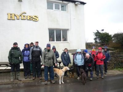 Outside the Pack Horse