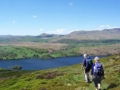 First view of Coniston