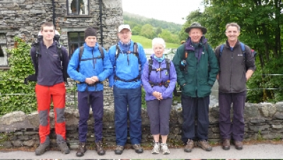 Start at Troutbeck