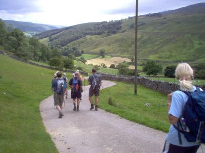 Down the Dale