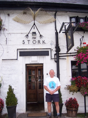 Norman at the Stork