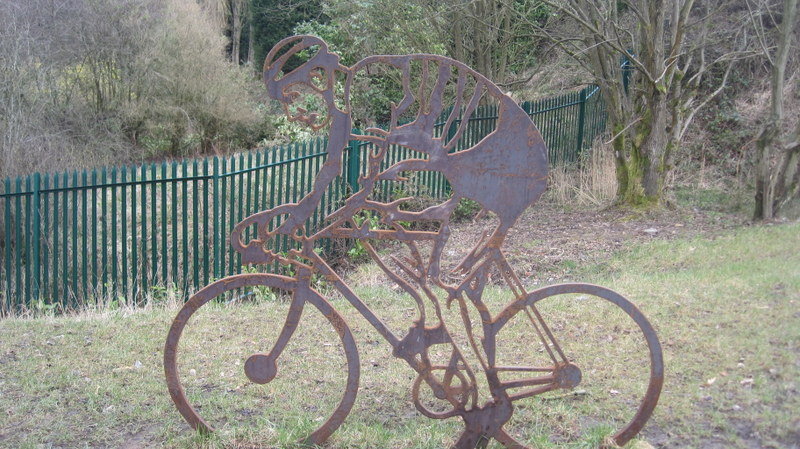 An emaciated Plodder takes a ride?