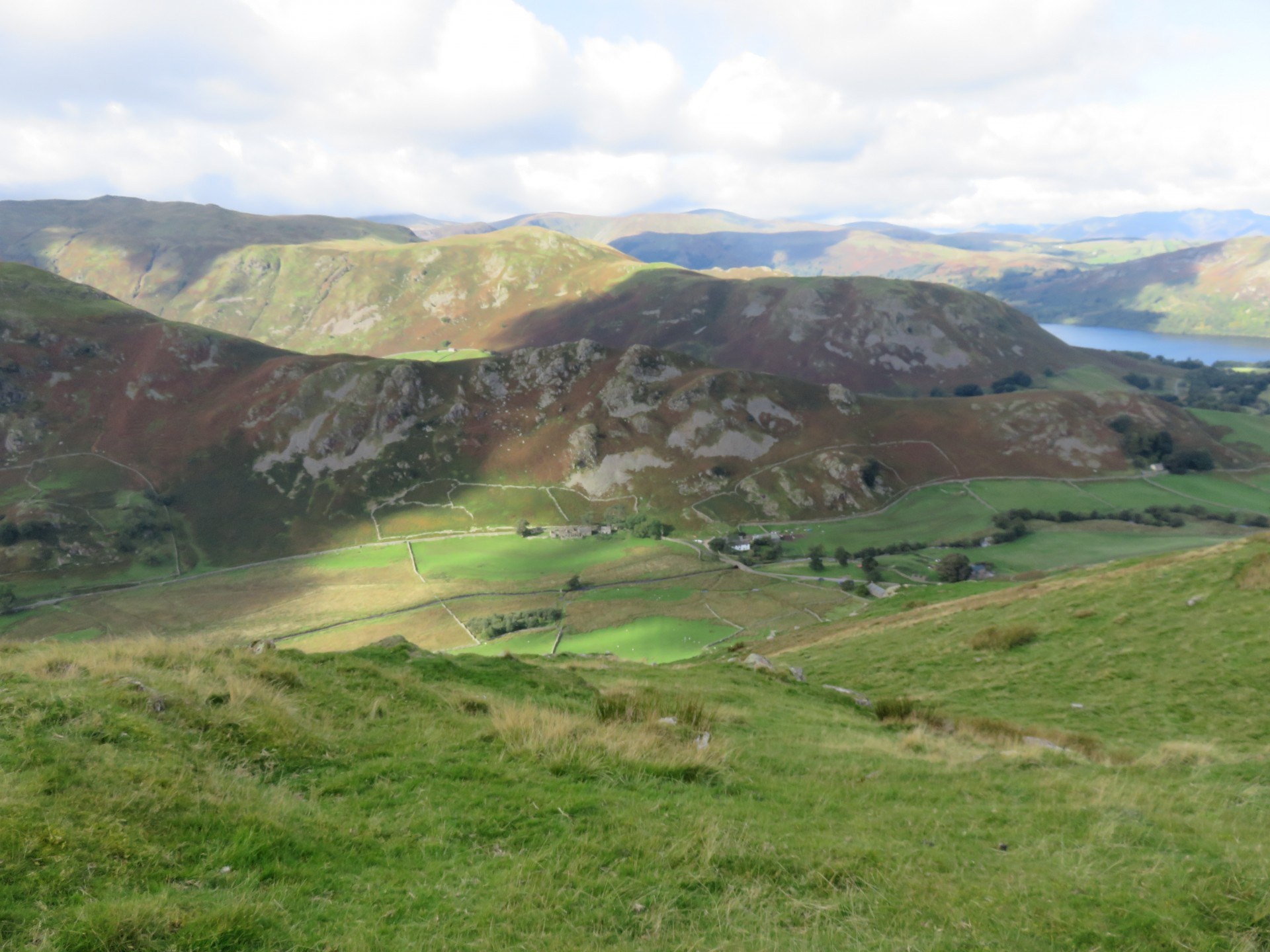 Place Fell and Beda Fell