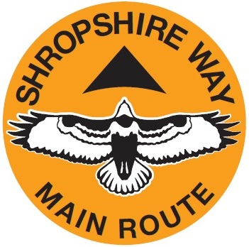 shropshire way marker