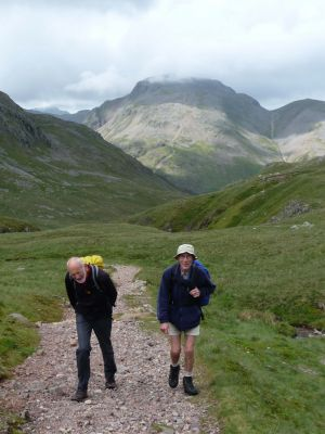 two old men one great gable