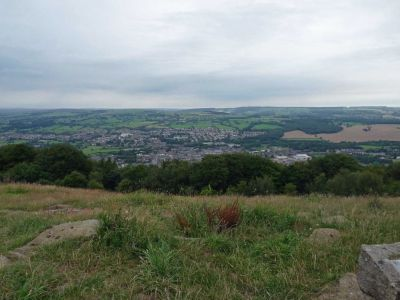 Otley in View