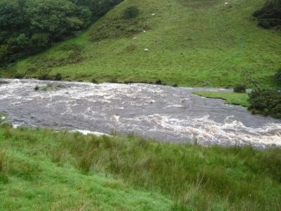 in spate Leck Beck