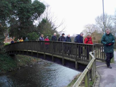 02 Crossing the River Idle