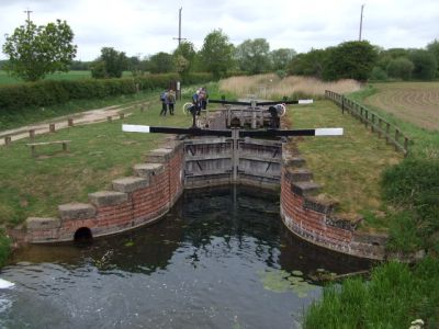 03 Coates Lock, Pocklington Canal