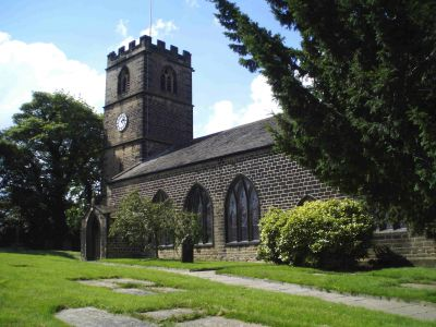 14 - Wortley Church