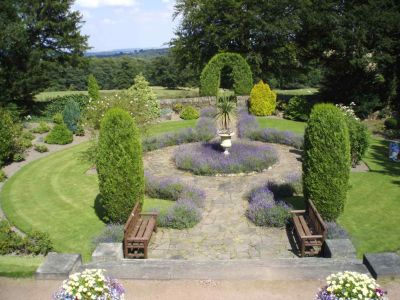 17 - Wortley Hall Gardens