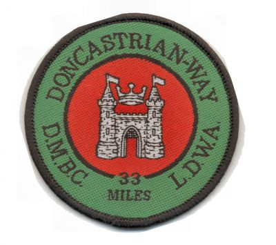 Doncastrian Way Badge