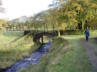 15 Close Gate Packhorse Bridge