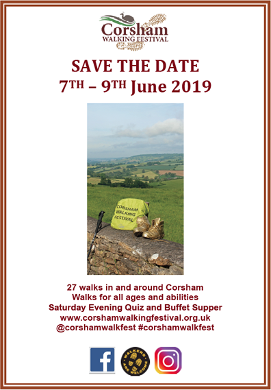 Corsham Walking Festival 2019