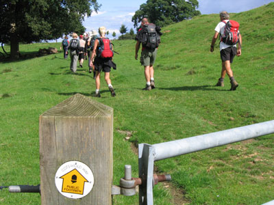 On the Cotswold Way
